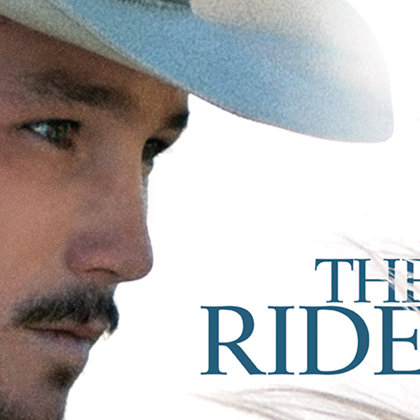 Zaterdag 26 mei 2018, 'The Rider' in Filmmuseum Eye